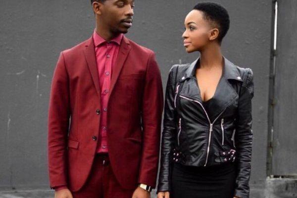 zakes batwini and nandi madida celebrate first wedding anniversary