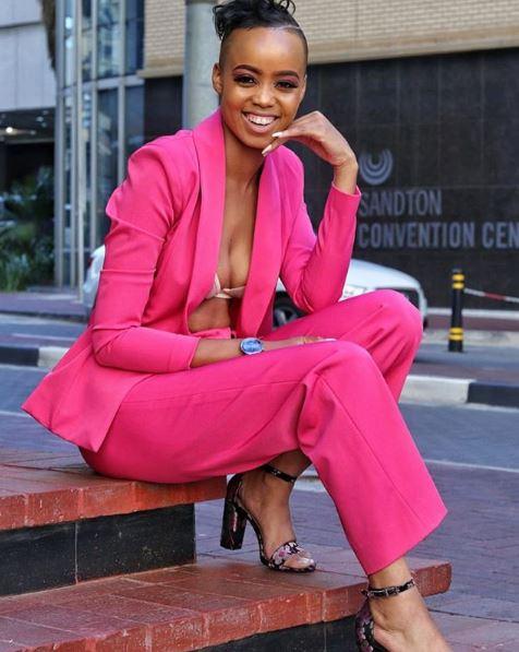 Photo: Actress Ntando Duma's unknown man that got her