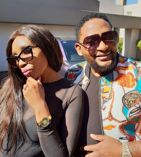 Sophie Ndaba addresses rumors of herself and hubby's ...