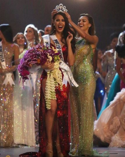 Watch: Tamaryn Green becomes 1st runner up 2018 Miss Universe