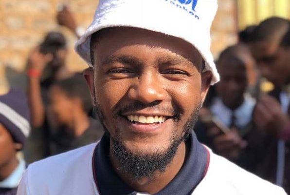 L Tido Hairstyle: Watch: Is This Kwesta's Found Brother?