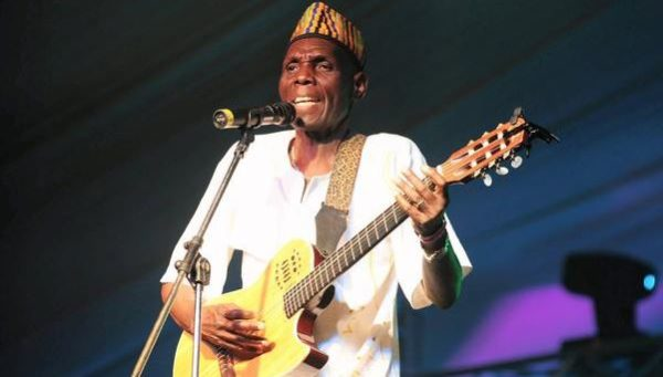 Zimbabwean jazz legend Oliver Mtukudzi is dead - Fakaza News