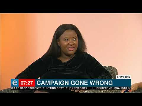 Watch: Moozlie speaks on the intention behind the car crash campaign