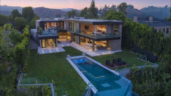 Watch: Trevor Noah's alleged Los Angeles mansion is exquisite!
