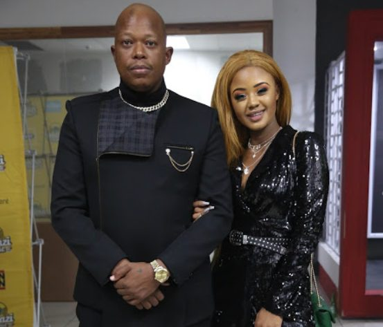Checkout Photos from Babes Wodumo and Mampintsha recent joint Gig