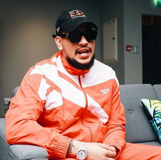 AKA shares his thoughts on Cassper and Prince Kaybee's Twitter war
