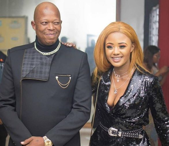 See the video of Babes Wodumo's erotic bath tub moment with Mampintsha that got everyone talking