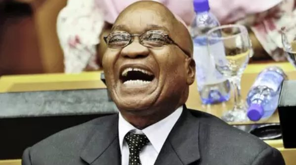 Jacob Zuma brightens fans day with hilarious video | Watch