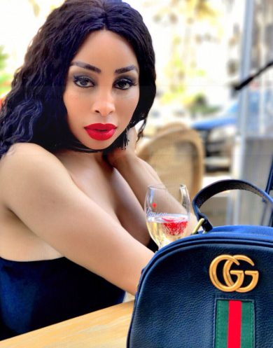Khanyi Mbau celebrates daughter following her academic achievement