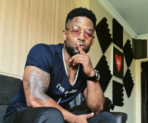 Watch: Prince Kaybee bags advert with Vodacom