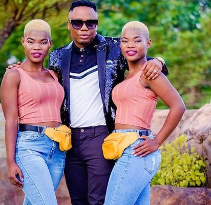 Qwabe twins' manager speaks on their appearances with DJ Tira