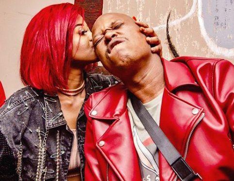 Photos: Mampintsha gushes over bae, Babes Wodumo