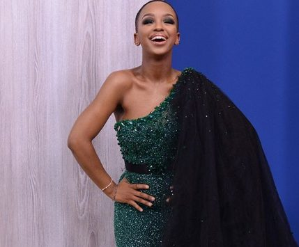 Nandi Madida is ready for 2020 | 2019 has been good
