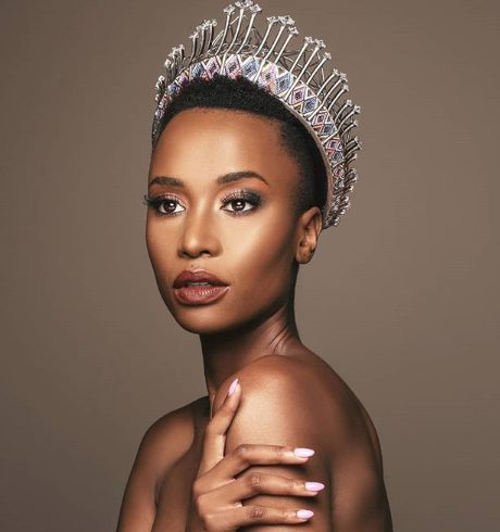 Photos: Zozibini Tunzi off to Atlanta to compete at Miss Universe
