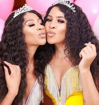 Photos: Inside Blue and Brown Mbombo's birthday soiree