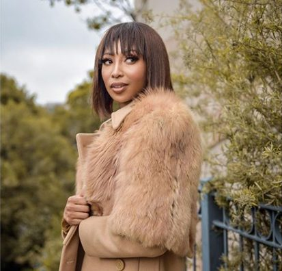 Enhle Mbali's mom pays tribute to her daughter