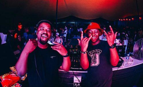Shimza and DJ PH made history with 72-hours world record DJ set