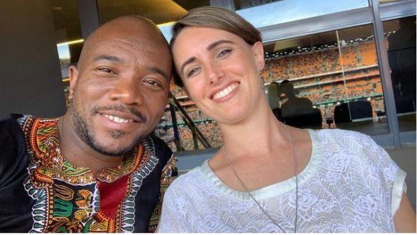 Mmusi and Natalie Maimane welcome their baby girl