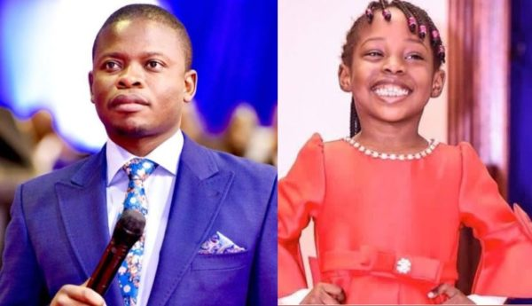 Bushiri – daughter