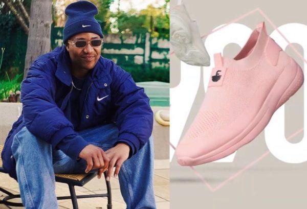 DJ speedsta – Sneaker
