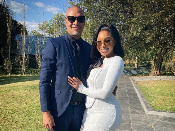 Minnie Dlamini – Husband