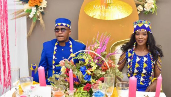 Tumelo Matlala – Wife